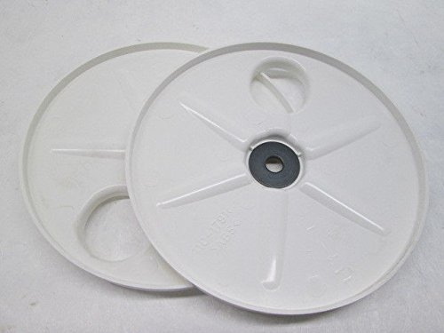 (Ship from USA) TORO WHEEL COVER (SET OF 2) PART# 110-1792 /ITEM NO#8Y-IFW81854250269