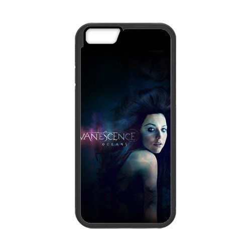 """Fayruz - iPhone 6 Rubber Cases, Evanescence Hard Phone Cover for iPhone 6 4.7"""" F-i5G511"""