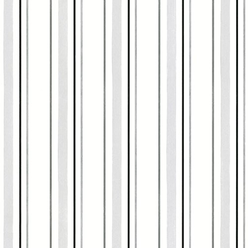 Manhattan comfort NWBW28751 Leeds Series Vinyl Striped Design Large Wallpaper Roll, 20.5
