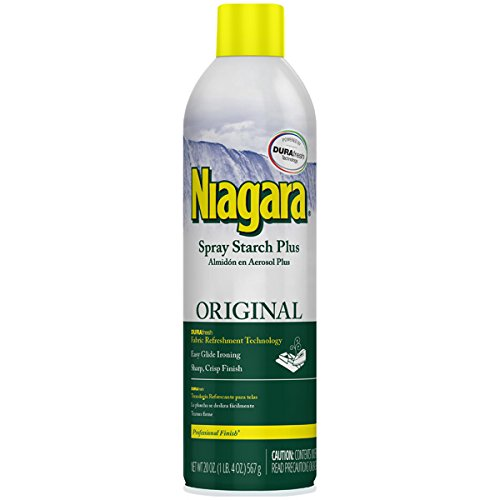 Niagara Original Starch 20oz 6 Pack by Niagara