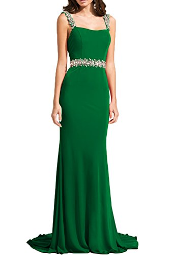 Missdressy - Vestido - Estuche - para mujer Verde