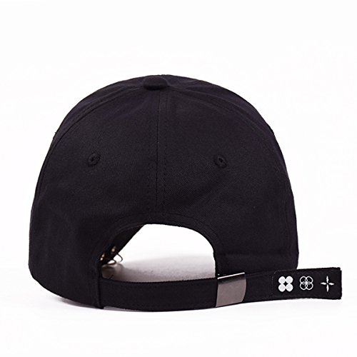 a126c6f0244 Minetom Unisex BTS Baseball Caps with Iron Rings Bangtan Boys Beanies Bucket  Hat