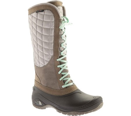 La Botte Utilitaire Thermoball Face Nord Féminine Split Rock Brown / Subtle Green