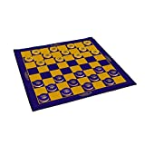 Victory Tailgate San Francisco State University Gators 2-in-1 Giant Checkers & All Weather Mat