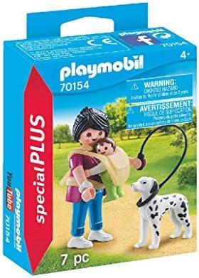 Playmobil 70154 Special Plus Mama mit Baby und Hund