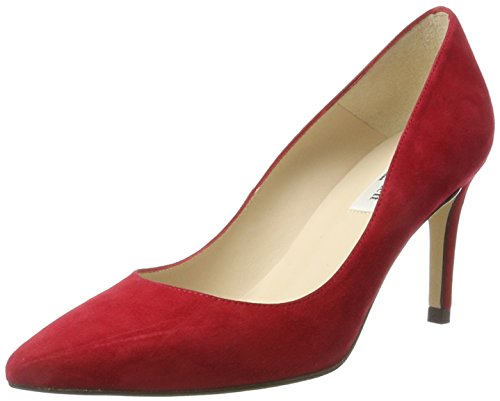 LK BENNETT Damen Floret Pumps Rot (Red-Roca Red)