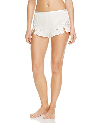 Natori Women's Lillian Shorts (Ivory, XS) by Natori