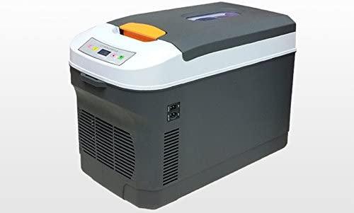 BX Mini Nevera Refrigerador del Coche 25L, refrigeración Dual ...