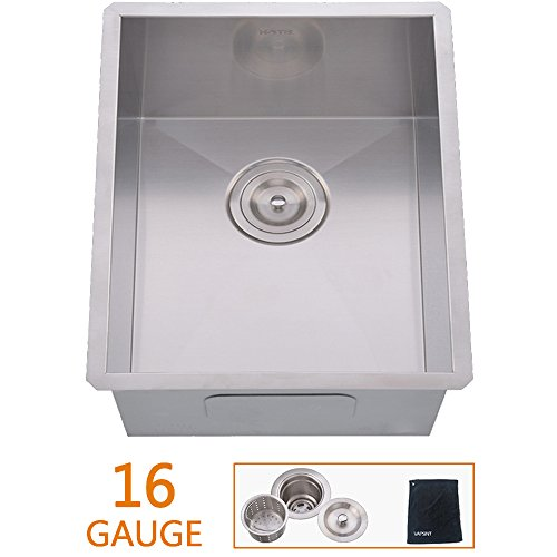 Small Square Sink - 2