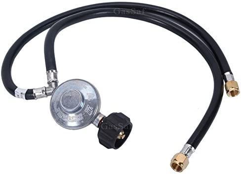 GasSaf Y Splitter Pressure Regulator Appliance product image