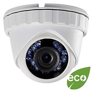LTS Platinum HD-TVI CVI AHD 2.1MP 1080P SD 960H 2.8mm IR 65Ft Turret Camera w/o Cable CMHT2122-28F