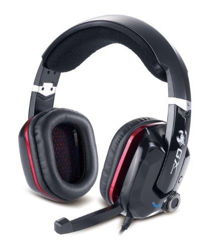 Genius Virtual 7.1 Channel Gaming Headset - Genius Professional Headphone