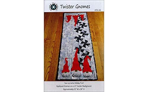 Around The Bobbin Twister Gnomes Pattern