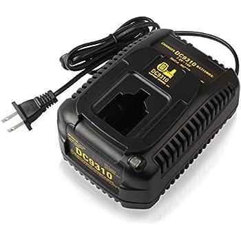 Amazon.com: Batería de repuesto y cargador para Dewalt: Home ...