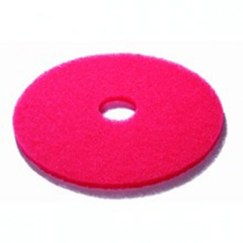 3M Buffing Floor Pads 13' Red 33 cm - Pack of 5 HG113-R