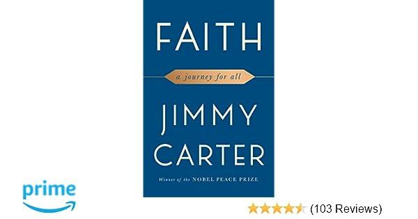 Amazon com: Faith: A Journey For All (9781501184413): Jimmy