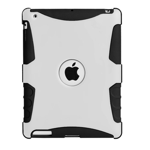 (Seidio Case for Use with Apple iPad 2 and  iPad (3rd generation) - Glossy White (CSK5IPD2-GL))