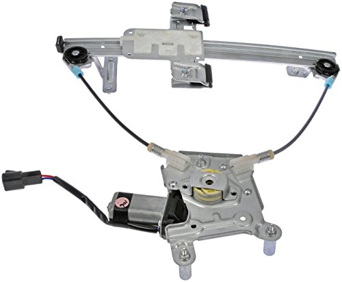 Dorman 741-391 Rear Passenger Side Power Window Regulator and Motor Assembly for Select Cadillac / Chevrolet / GMC Models