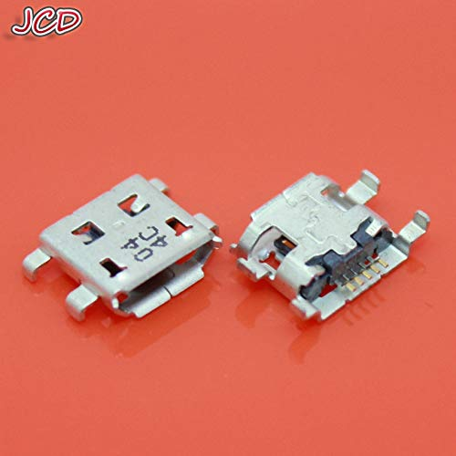 Gimax JCD For Huawei C8650 Micro USB Jack Connector Female 5 pin Charging Socket For Blackberry 8900 9500 9530 9630 9650 mini USB 5P