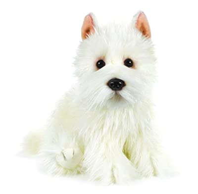 Webkinz Signature West Highland Terrier Plush by Webkinz