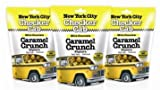 Sugar Plum Chocolates - New York City Checker Cab Caramel Crunch, Milk Chocolate, 3-pack