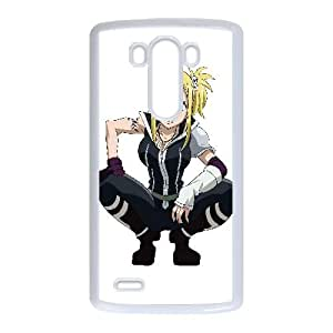Lucy Ashley Fairy Tail Anime LG G3 Cell Phone Case White TPU Phone Case SV_237161