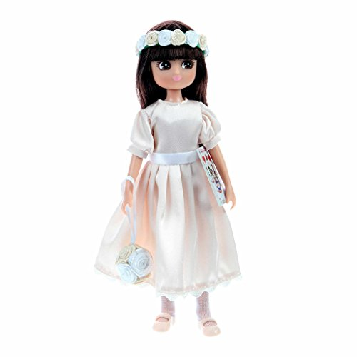 Lottie Doll Royal Flower Girl -