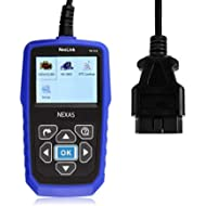 [Sponsored]NEXAS Heavy Duty Truck Scanner NL102 OBD/EOBD+HDOBD Diagnostic Scanner Scan Tools...