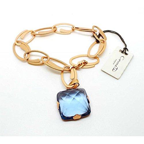Bracelet COMETE pour femme ubrm _ 139Bronze Cristal