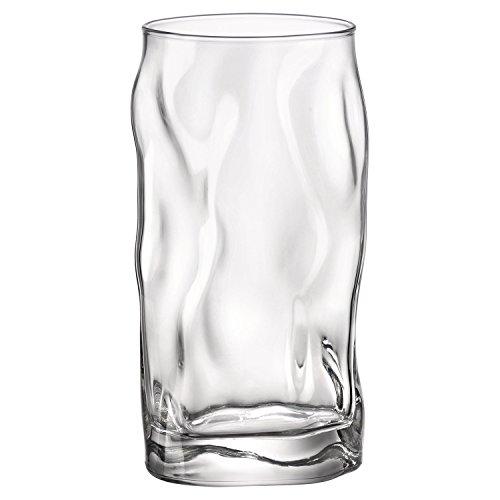 Bormioli Rocco Sorgente Cooler - Set of 4 15.5 oz. (4 Cooler Glasses)