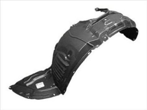 OE Replacement Mazda Front Left Fender Panel (Partslink Number MA1248139) Multiple Manufacturers