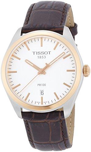 [ティソ]TISSOT PR100 クォーツ T1014102603100 メンズ