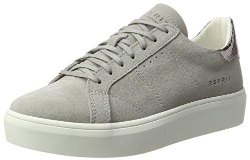 ESPRIT Damen Elda Lu Sneaker Grau (Light Grey 3)