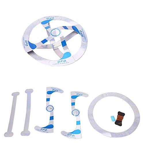 Kofun Disc volante Mystery UFO Floating Magic creative trick piattino giocattolo per bambini