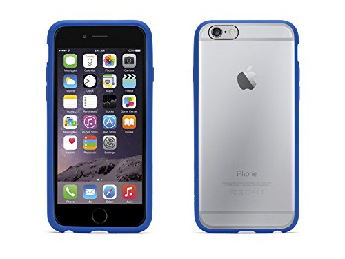 Griffin GB40755 Reveal iPhone 6 BLUE/Clear