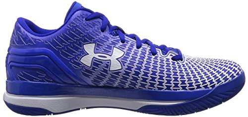 Zapatilla Clutchfit Drive Low de Under Armour. Azul