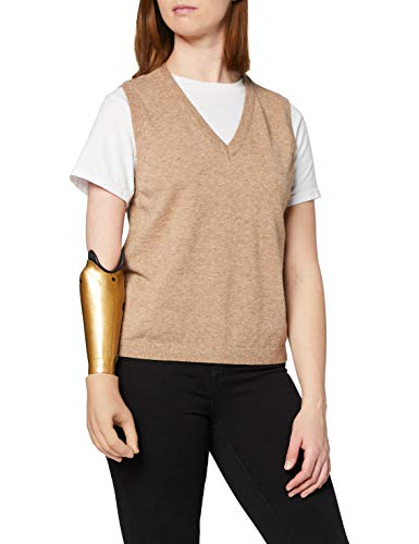 Object NOS OBJTHESS S/L KNIT WAISTCOAT NOOS dames spencer