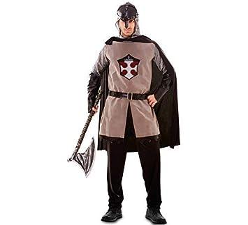 Fyasa 706560-t04 disfraz de Guerrero Medieval, grande ...