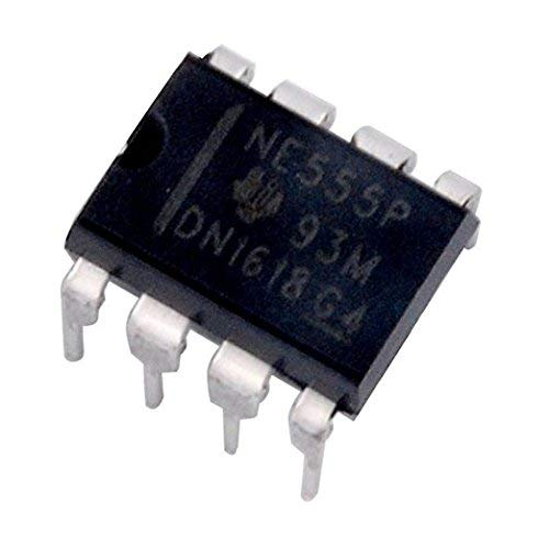 New 50 x NE555 IC 555 Timer Kit HAM DIP-8 IC
