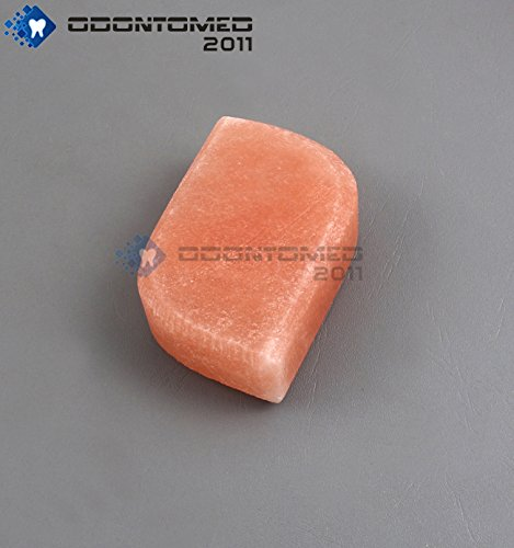 OdontoMed2011 100 % HANDMADE ALL NATURAL HIMALAYAN CRYSTAL ROCK PINK SALT ANGULAR SOAP