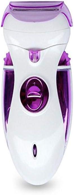Afeitadora depiladora eléctrica depiladora de la mujer depilación ...