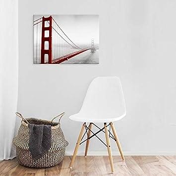 Amazon.com: Easy Art Prints PhotoINC Studios Golden Gate ...