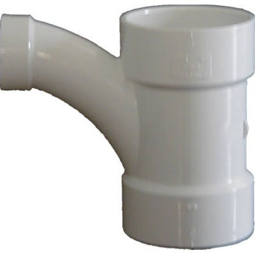 Genova Products 72543 Reducing Combination Tee-Wye Pipe Fitting, 4