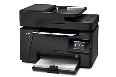 HP Laserjet M127FW Wireless All-in-One Monochrome Printer