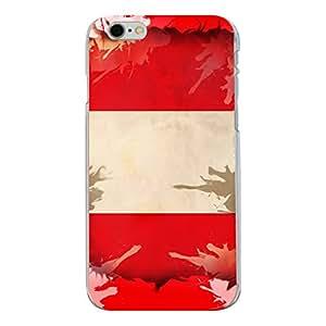 "Disagu Design Protective Case para Apple iPhone 6s Plus Funda Cover ""Österreich"""