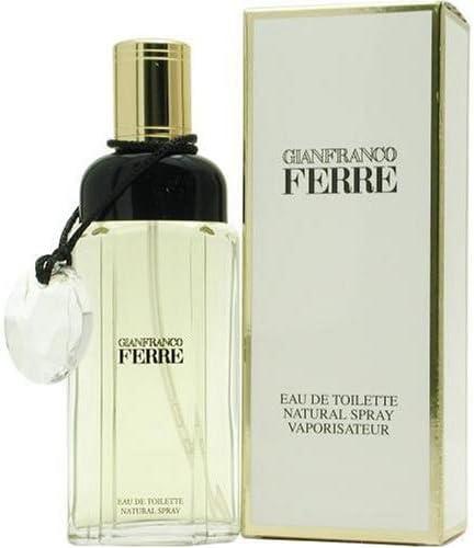 Gianfranco Ferre POUR FEMME par Ferre 50 ml Eau de Toilette Vaporisateur (White Box)