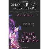 Their Virgin Secretary (Masters of Menage) (Volume 6)