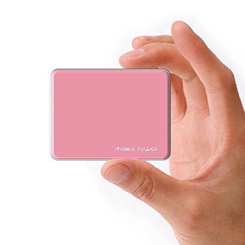 MAXOAK 5200mah Power Pack Power Bank Portable Charger Extended Backup Battery for Smart Phone Iphone 6 Plus 6 5s 5c 5 4s Ipad Air Mini Android Cell Phone Samsung Galaxy S5 S4 S3 Note Nexus 6 Moto X Lg G3 HTC Nokia Motorola and More -S12 Pink