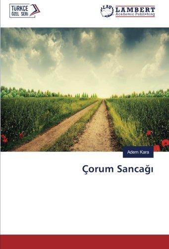 (Çorum Sancağı (Turkish Edition) )