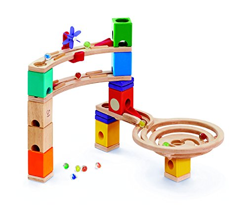 Hape Quadrilla Race to The Finish Marble -